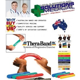 Exercise Stretch Resistance Flex Bars | Theraband