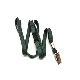 Lanyard with Alligator Clip & Safety Breakaway