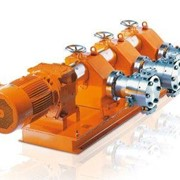 Orlita® MF Hydraulic Diaphragm Metering Pumps
