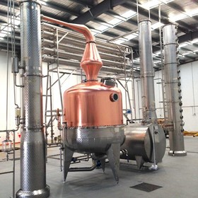 Barison Distillation