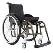 Foldable Manual Wheelchairs