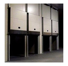 Automatic Insulated Sectional Doors