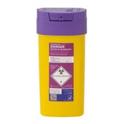 Active Medical | Disposable Bin | Sharpsbin Cyto 0.6L