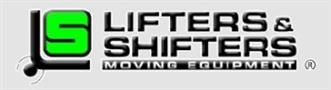 Lifters and Shifters Moving Equipment