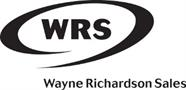 Wayne Richardson Sales