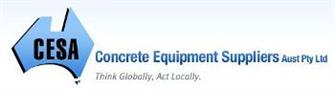 Concrete Equipment Suppliers Australia