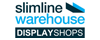 Slimline Warehouse Display Shops
