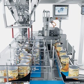 Canning Machines- filling and closing cans and jars