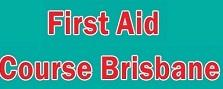 First Aid Course Brisbane