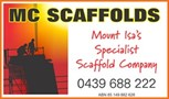 MC Scaffolds
