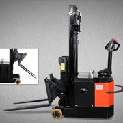 EP Equipment - Electric Counterbalance Pallet Stacker 1200 kg