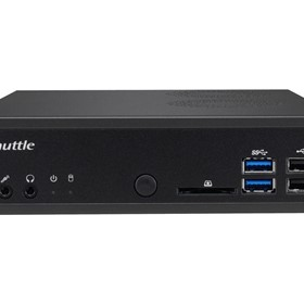 Shuttle XPC DH310 Media PC