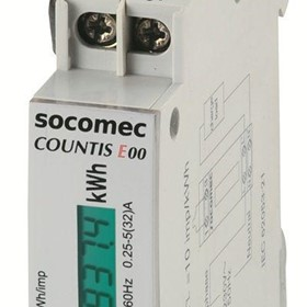 Digital Kilowatt Hour Meter | 32 Amp Direct Connect 230V AC