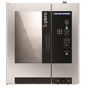 Sapiens E10SDW - 10 Tray Electric Combi-Steamer Oven