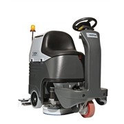 Battery Ride On Floor Scrubber Complete With Magic Deck - BR752