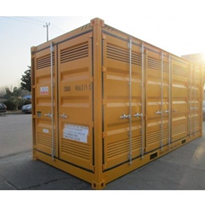 Dangerous Goods Container | 20ft HC Full Side Access DG Container