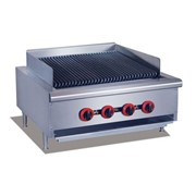 F.E.D Gas 4 Burner Char Grill Top | QR-24-C