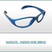 Radiation Protection Eyewear | Nanolite – Padded Nose Bridge