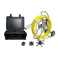 Testrix 60 Metre Manual Focus Drain, Sewer & Pipe Inspection CameraT