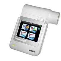 Micro Touch Hand-held Spirometer with USB & Software | Vitalograph