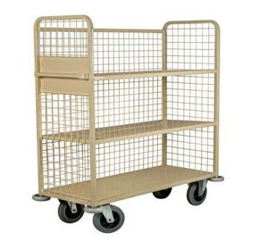 Linen Storage Trolleys