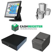 POS System | Nexa NP-1060 Touch Screen POS System Bundle