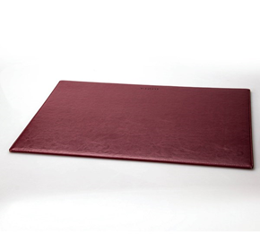 Rustic Leather Placemat