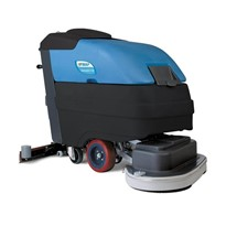 Walk Behind Scrubber Machines | Gamma 83 II Bt