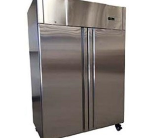 Commercial Fridge and Freezer Combo 1220L - GN1.2DT2