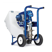 Mortar Pumps and Mixers | Graco ToughTek Series