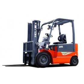 2000kg and 2500kg AC Electric Forklift Range | G Series