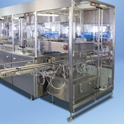 Trepko Inline Aseptic Filling Systems - 100 Series