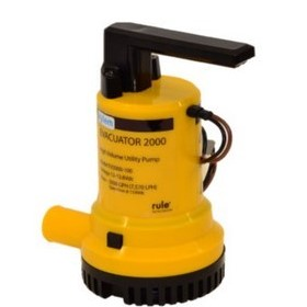 Submersible Pumps - Evacuator series - EV2000-103