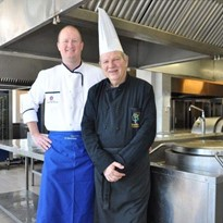 Liberty Food Services meets the highest standards with Electrolux Professional