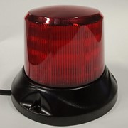 Maxi Revolver LED Red Beacon Magnetic Mount Class 1. RB167MR