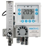 MaxBlend2 Air/Oxygen Blender, Oxygen Analyser And Flowmeter