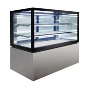 Square Refrigerated Display | NDSV3730