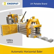Fully Automatic Horizontal Baler for Waster Paper | HBA40-7272