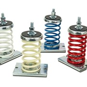 Coil Spring HVAC Mounts