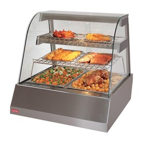 Kentucky Hot Food Display Cabinets