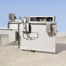 Crate, Tote & Tray Washing System