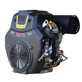 Thornado 23HP VTwin Petrol Engines