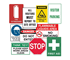 Signet's Safety Sign Range