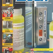 EXAIR's New Catalogue 32 Features Safety Air Guns, Air Nozzles & More