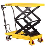 500kg Manual Double Scissor Lift Table | SLR013