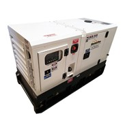 Three Phase Heavy Duty Diesel Generator | GK30S