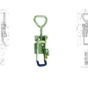 Medium-duty Latch | Ojop | 703L