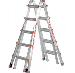 Telescopic Ladders | LITTLE GIANT