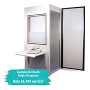 Audiometric Booth Single Occupancy