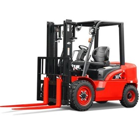 Counterbalanced Forklifts I X Series Petrol/LPG Forklifts